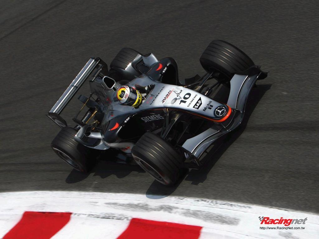 迈凯轮f1高清壁纸