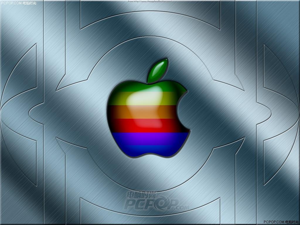 1024*768桌面精选!苹果主题15张壁纸图片列表