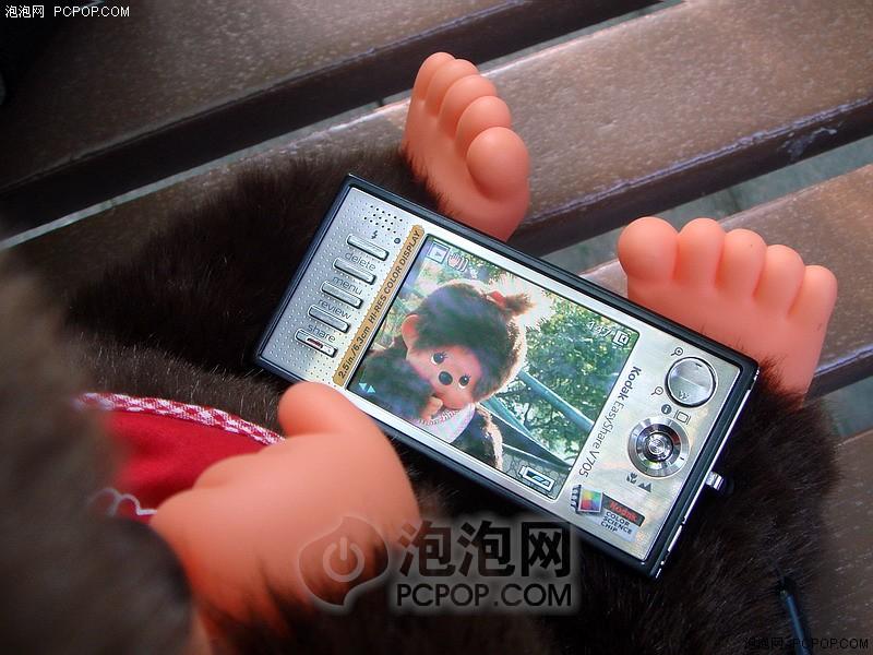超广角魅力 柯达双镜v705动物园试用图片14