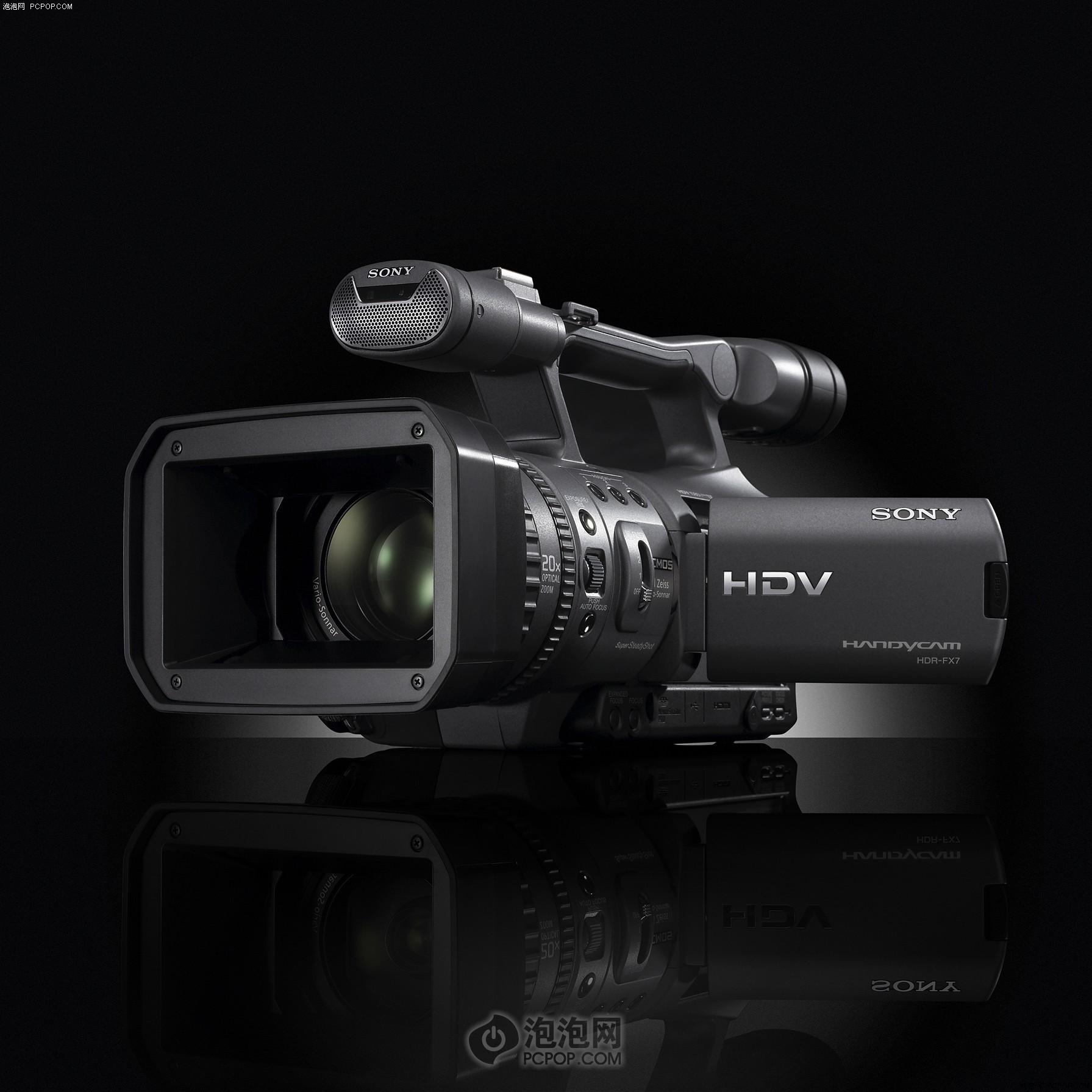 """索尼""""高清摄像机""""新品大阅兵!图片1"""