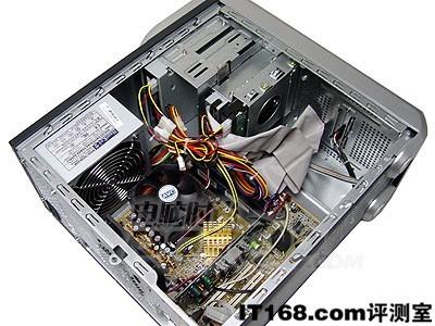 清华同方超翔c3800台式电脑