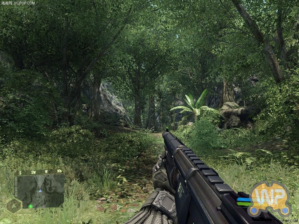 坦克对战!《孤岛危机》新游戏截图图片列表
