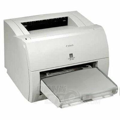 成色好 性能稳定; 新款型usb接口 佳能lbp 1210激光黑白打印机 稳定
