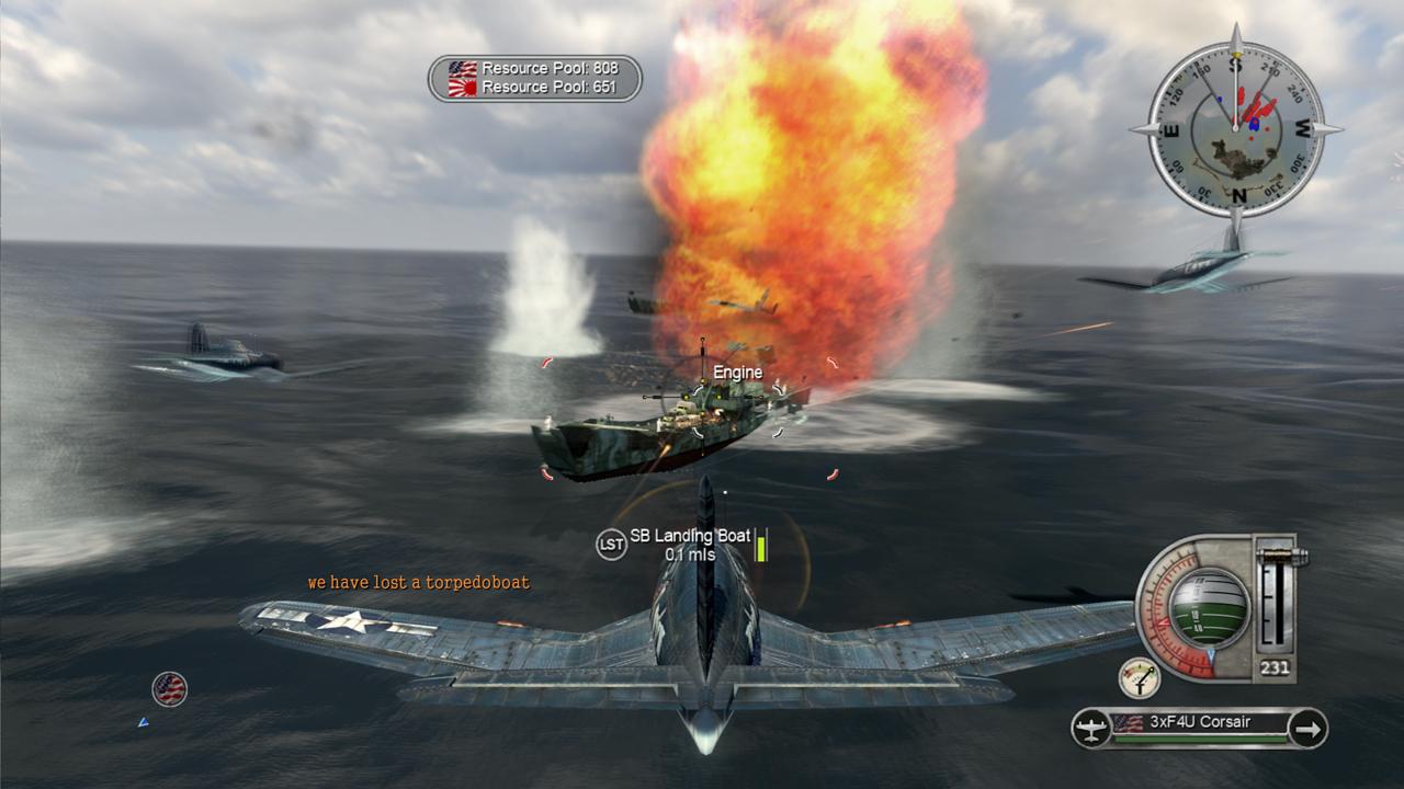 《中途岛战役:血战太平洋》试玩测试