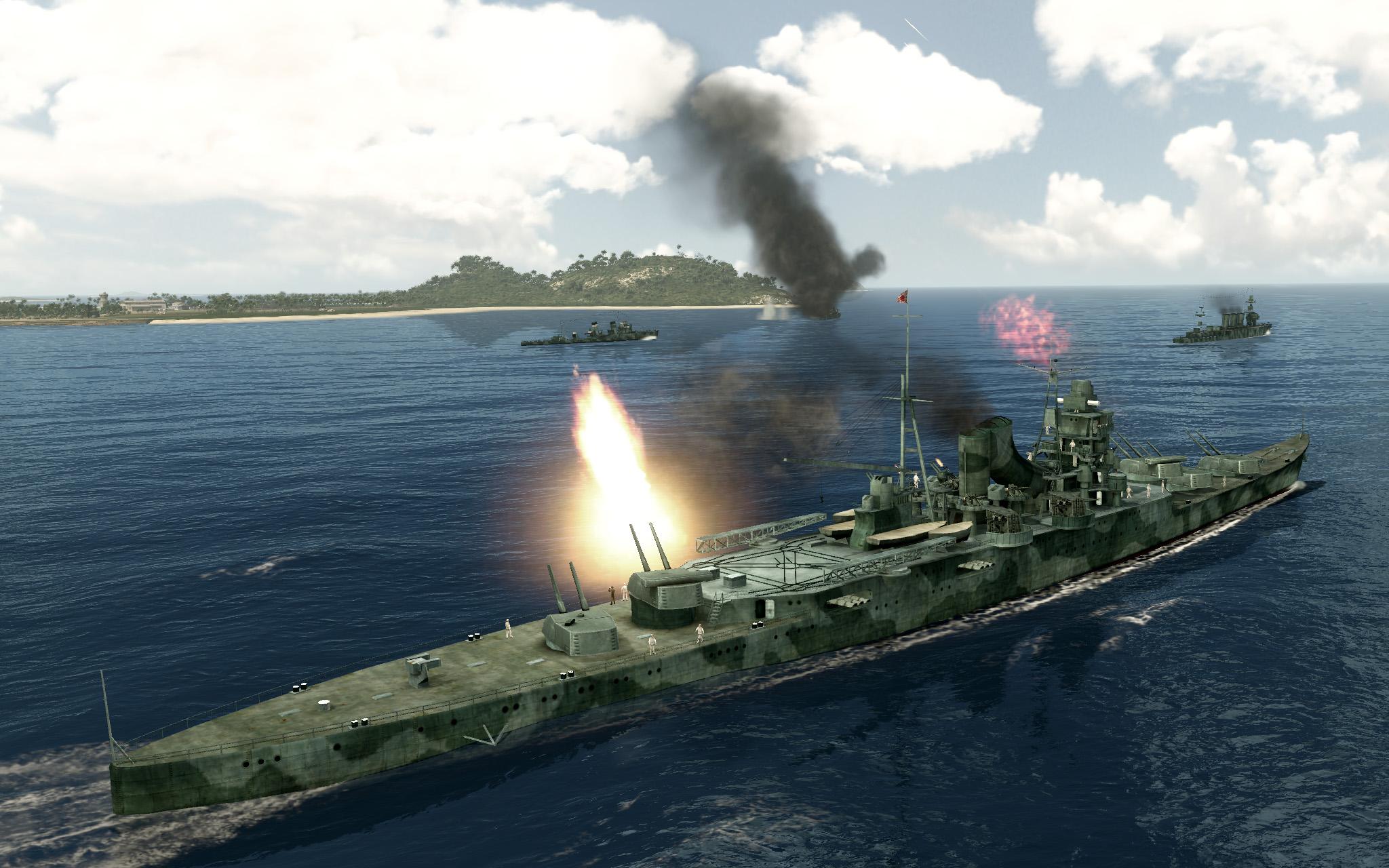 《中途岛战役:血战太平洋》试玩测试图片159