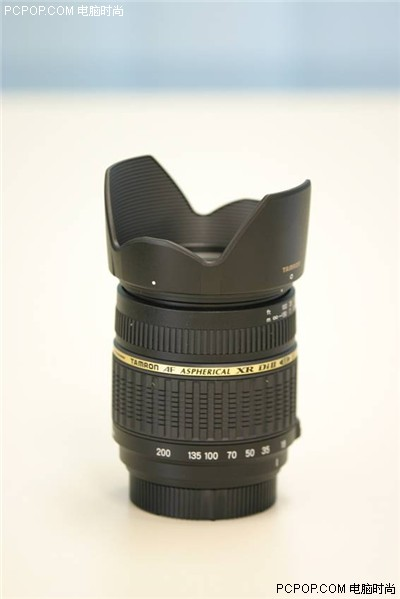 从业余到专业!腾龙18-200mm镜头测试