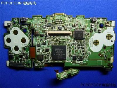 cpu芯片  内部电路