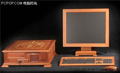 精品木头机箱改造