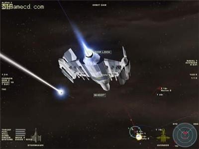 经典太空游戏全接触_pc单机游戏