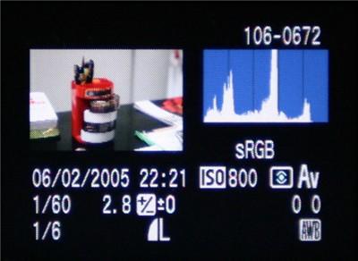 [入门]看懂数码相机的直方图显示