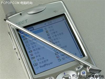 十年磨一剑CECT行货Treo650超详评测