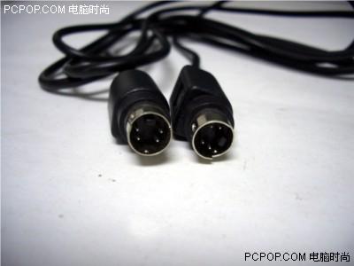 七彩虹gtx750显示器连接线