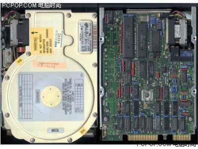 000042081 - 50年变大了八万倍!超经典硬盘发展史