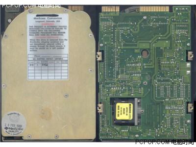 000042083 - 50年变大了八万倍!超经典硬盘发展史