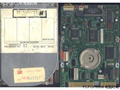 000042106 - 50年变大了八万倍!超经典硬盘发展史