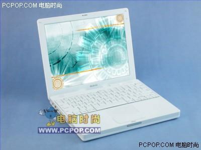 纯白诱惑:苹果12寸小白iBOOK G4评测